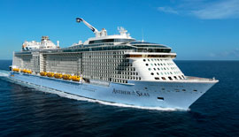 Caribbean Cruise - Asia