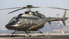 Bell [6 Seater] Helicopter
